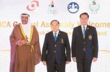 #الشيخ_أحمد_الفهد رئيسًا للمجلس الأولمبي الآسيوي حتى 2024 بلا منافس!