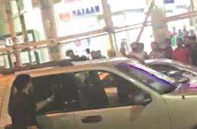#فزعة وافدين مصريين وباكستانيين وهنود تمنع جريمة سلب وتهديد طفل بالقتل