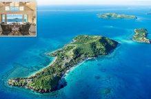 بالصور| أفضل عطلة صيفية بالعالم… جزيرة خاصة في فيجي هي جنة على الأرض