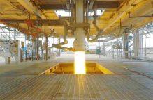 لقطات تظهر القوة الهائلة لمحركات المركبات الفضائية أوريون التابعة لناسا