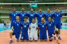 #النخبة| منتخب الكويت يخسر من هونغ كونغ في بطولة آسيا للكرة الطائرة
