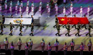 الجمهور غشش اللعيبة.. طرد فريق صيني من بطولة دولية