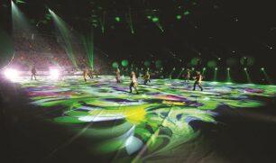 افتتاح مبهر بحضور السيسي لبطولة العالـم الـ 27 لكرة اليد