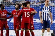 ليفربول يتقدم بعرض رسمي للتعاقد مع الجزائري عيسى ماندي