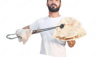 الخبز الإيراني.. 95% من صُنّاعه أفغان!