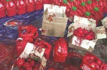 «الداخلية»: ضبط 455 كيلو حشيش و3 ملايين «حبة» و2613 زجاجة خمر و8 شتلات ماريغوانا في 3 أشهر
