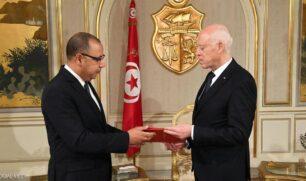 رئيس الوزراء التونسي المكلف يعلن تشكيل حكومة «تكنوقراط»