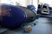 «İGA Sleepod».. كبائن نوم للمسافرين في مطار إسطنبول الجديد