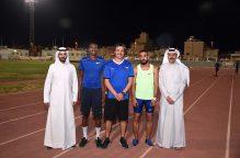 #النخبة| لاعبا منتخب الكويت لألعاب القوى يتوجهان لقطر استعدادا للمشاركة في بطولة العالم