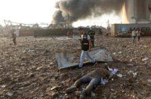 لبنان.. حصيلة جديدة لضحايا انفجار بيروت