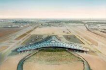 تنفيذ أعمال الحزمة الثانية لمشروع مبنى مطار الكويت الدولي الجديد