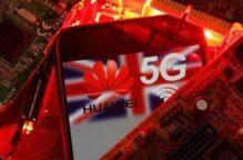 بريطانيا تعتزم خفض دور هواوي الصينية في شبكات الجيل الخامس