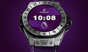 إصدار جديد من ساعة هوبلت الفاخرة لعشاق الدوري الإنجليزي