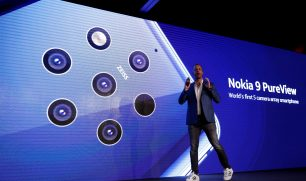 5 كاميرات خلفية في هاتف Nokia 9 Purview الجديد من HMD Global