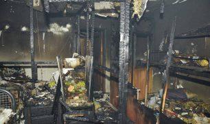 #النخبة| 3 وفيات في حريق عمارة بـ«المهبولة»