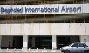العراق.. سقوط صاروخ في محيط مطار بغداد