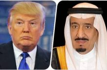 ترامب: الملك سلمان وصف إطلاق النار في القاعدة الأميركية بالهمجي