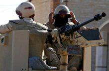 مقتل 6 جنود أميركيين بتحطم مروحية في سيناء