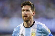 رئيس الاتحاد الأرجنتيني: إيقاف ميسي انتهى ويمكنه اللعب ضد الإكوادور