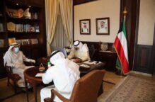 نائب وزير الخارجية يجتمع عبر الاتصال المرئي مع السفيرة الأمريكية لدى البلاد