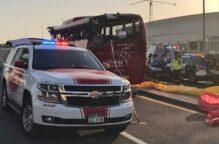 الإمارات: تخفيف العقوبة على سائق حافلة عُماني تسبب في حادث مرور أليم