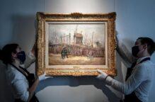 للمرة الأولى منذ 100 عام.. لوحة فنية لفان غوخ تظهر إلى العلن
