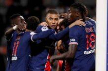 ثنائية مبابي تقود باريس للفوز على نيم وصدارة الدوري
