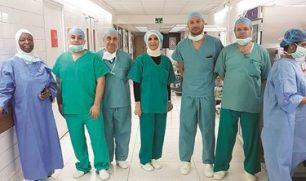 إجراء 19 عملية دقيقة لإزالة الرحم والأورام الليفية بالمنظار في «الفروانية»