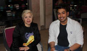 حسين الفيلكاوي .. ساعة ونص مع د.عالية شعيب
