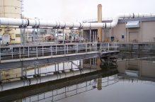 افتتاح محطة لمعالجة مياه الصرف الصحي بغزة بتمويل كويتي