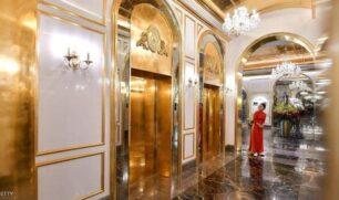 أول فندق مطلي بـ«الذهب».. في فيتنام