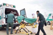 وفاة عامل بعد سقوطه أثناء «لحيم» أنابيب بمصفاة الزور
