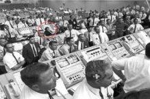 """مورجان.. المرأة المنسية خلال مهمة """"أبولو 11"""" تروي كواليس رحلة التاريخ"""