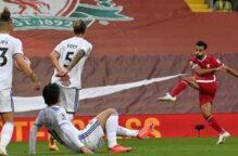 «هاتريك» صلاح يمنح ليفربول فوزاً صعباً على ليدز