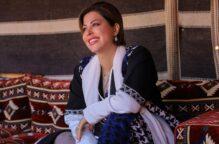 صور الفنانة شمس الكويتية خلال زيارتها لمدينتي العلا وحائل بالمملكة
