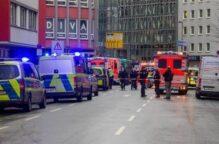 القبض على مشتبه طعن عدة أشخاص في فرانكفورت الألمانية