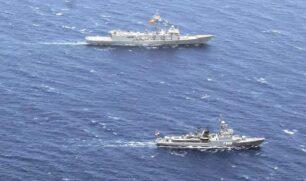 مصر وإسبانيا تنفذان تدريباً بحرياً مشتركاً