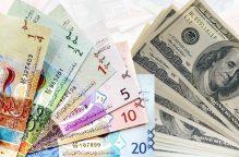 #النخبة| الدولار الأمريكي يستقر أمام الدينار عند 0.303 واليورو إلى 0.341