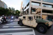 الجيش الأميركي يرسل 1600 جندي لحماية واشنطن