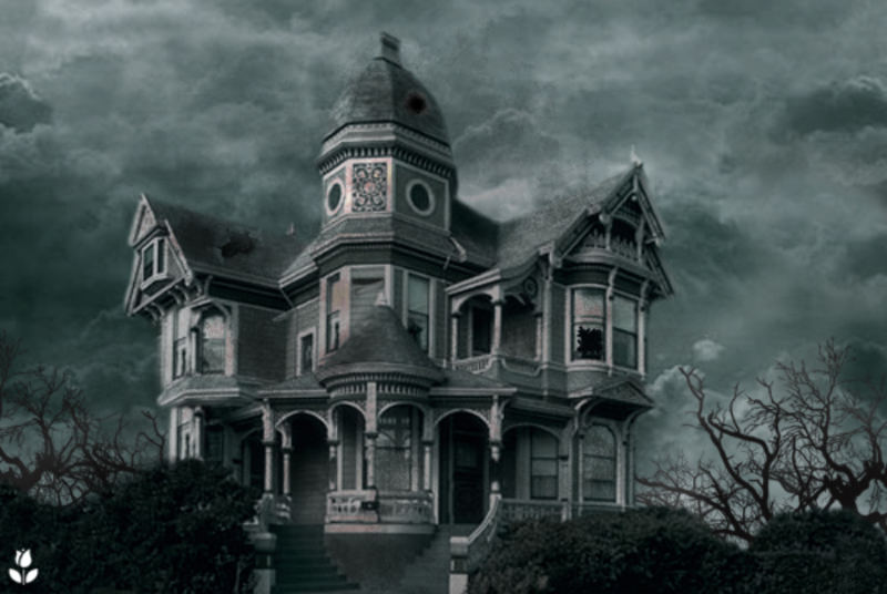 صور حكاية أشهر منزل مسكون بالأشباح في أيرلندا بعد عرضه للبيع النخبة