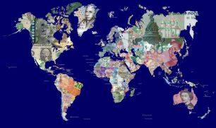 الدين العالمي سيتجاوز 257 تريليون دولار في الربع الأول من 2020
